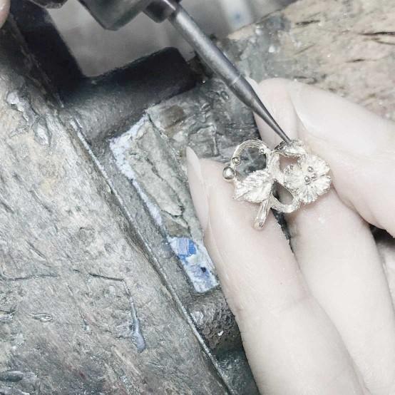 Chia Jewelry訂製姓名首飾|10k金輕珠寶|珍珠手鍊串飾訂製