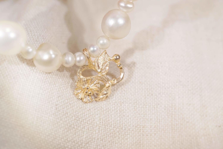 Chia Jewelry訂製飾品輕珠寶品牌|訂製手鏈串飾|珍珠手鍊|10k金手鍊