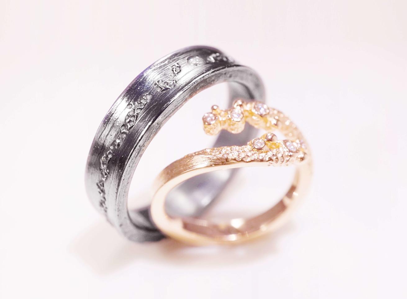 Chia Jewelry客製化對戒推薦|訂製婚戒品牌|結婚對戒設計|簡約婚戒