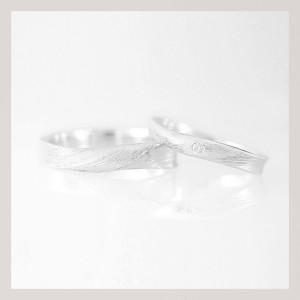 訂製婚戒-海浪