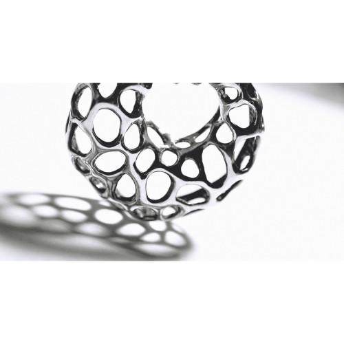 海洋系列-波光項鍊/925銀